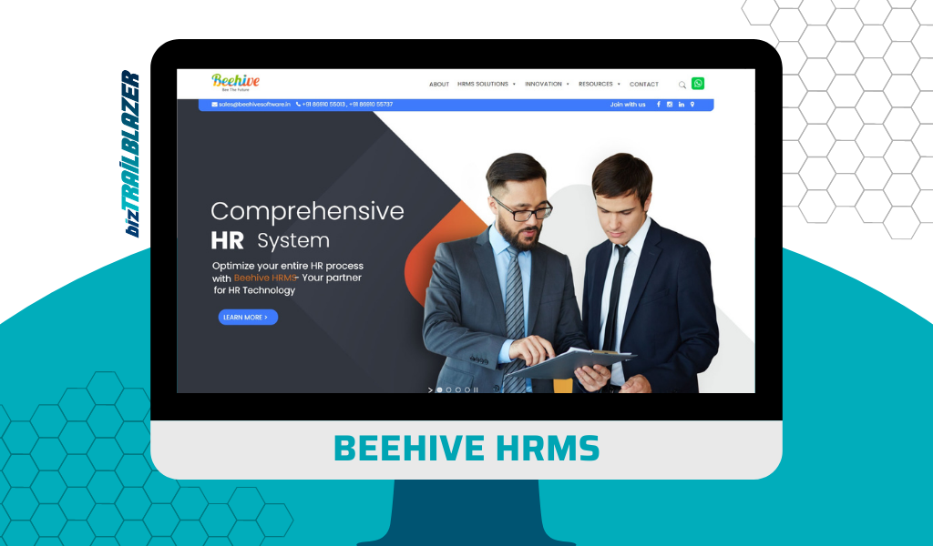 Beehive HRMS - BizTrailblazer Blog