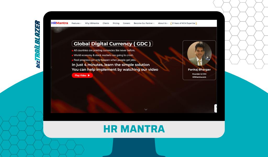BizTrailblazer Blog - HR Mantra