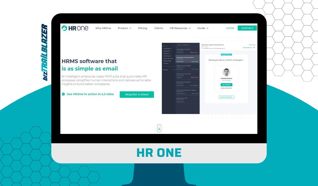 BizTrailblazer Blog -HRMS software - HR ONE