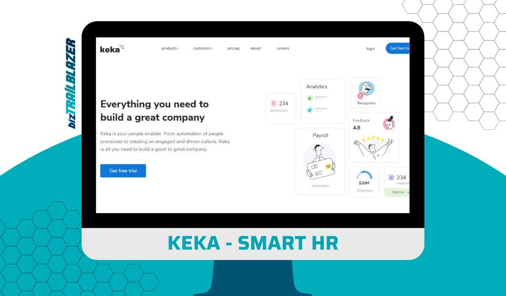 BizTrailblazer Blog - KEKA Smart HR Management Software