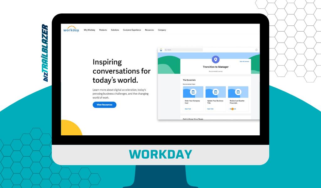 BizTrailblazer Blog - WorkDay HR Management