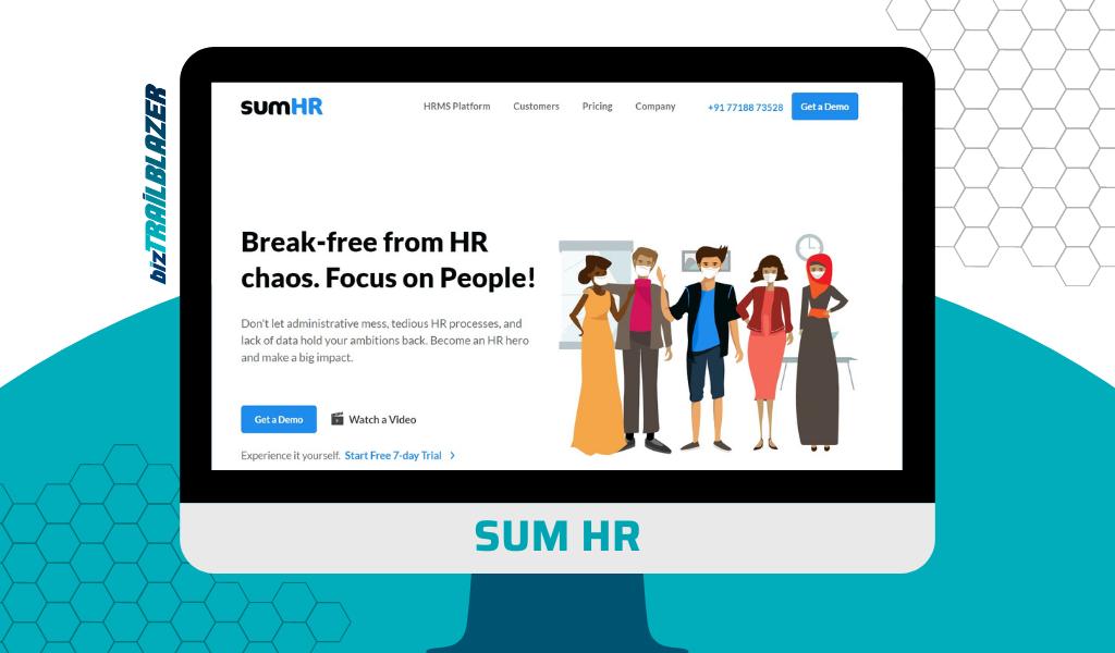 Sum HR Management Software 2021 - BizTrailblazer Blog